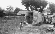 Old photo of Newton Well 1938, Porthcawl.