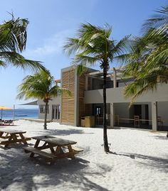Spice Beach Club Bonaire: love this place!