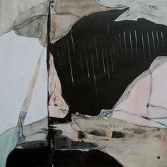"Saatchi Art Artist ESTEVES DE COOMAN; Painting, ""ATMOSPHERE MARINE"" #art"