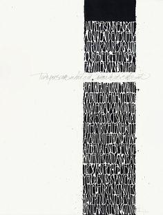 Berliner Sammlung Kalligraphie: Denise Lach