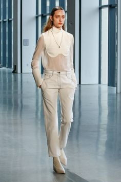 Dion Lee Fall 2018 Ready-to-Wear Fashion Show Collection