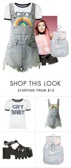 """""""...I'd like to get to know you a little better, baby, God knows that I really have tried, my, what a good day for a take-out bride, I'd like to say we did it for the better, oh..."""" by lifesucks-musichelps ❤ liked on Polyvore featuring Boohoo, UNIF and Windsor Smith"""