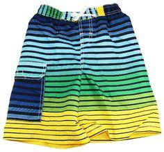 Nautica Sportswear Kids Boys 8 20 Multi Color Block Swim Trunk [ Sale Price: $15.74] Baby Girl Dresses, Baby Boy Outfits, Baby Boys, Kids Boys, Baby Swimming, Mother And Baby, Swim Trunks, Larger, Sportswear