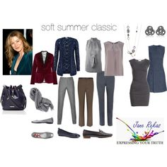 """soft summer classic"" by expressingyourtruth on Polyvore"