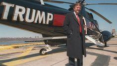Früher war alles greater: Donald Trump im Jahr 1988
