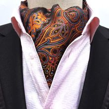 Gogett-hers     Tag a friend who would love this! Gogett-hers    Gogett-hers Get it here ---> http://www.gogett-hers.com/products/free-shipping-2017-polyester-jacquard-scarf-paisley-mens-fashion-scarf-ascot-neck-tie-vintage-paisley-silk-cravat-ties-for-men/