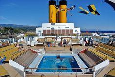 Novità itinerari Costa Crociere: per l'inverno 2017/2018 arrivano gli itinerari esotici per europei a bordo di Costa Victoria e Costa neoRomantica