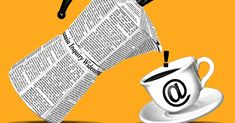 Our tech columnist tried to skip digital news for a while. His old-school experiment led to three main conclusions.