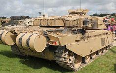 Challenger I MBT - Highres