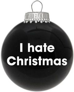 I Hate Christmas » Llamatastic.com