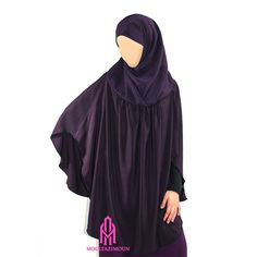 Khimar, long hijab for veiled women - Al Moultazimoun Boutique Modest Wear, Modest Outfits, Modest Fashion, Hijab Fashion, Modest Clothing, Muslim Women, Plus Size Dresses, Wedding Inspiration, Boutique