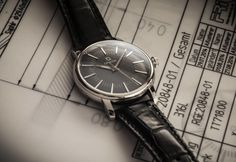 Ophion Watches OPH 960. A new watch brand presses rewind and brings it back to the '60s.