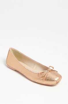 Ted Baker London 'Charee' Ballet Flat available at #Nordstrom