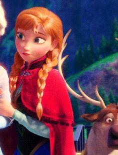 Anna Frozen, Disney Frozen, Disney Movies, Disney Pixar, Disney Characters, Fictional Characters, Princess Anna, Disney Princess, Disney Dresses