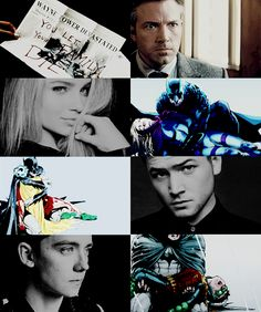 You let your family die. [ Ben Affleck as Bruce Wayne ] [ Madeleine Keating as Stephanie Brown ] [ Taron Egerton as Jason Todd ] [ Asa Butterfield as Damian Wayne ]