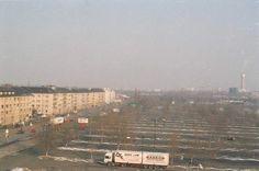 Keď Polus ešte nestál :D Bratislava, Paris Skyline, City Photo, Nostalgia, Arch, Country, Travel, Memories, Retro