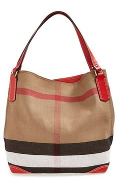 love this Burberry printed canvas tote http://rstyle.me/n/t8srdr9te