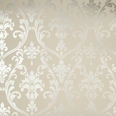 Palladio Wallpaper Mink love this for our bedroom ❤️