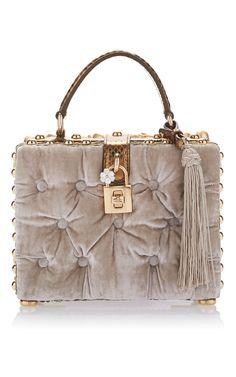 DOLCE   GABBANA Sicily Medium leather shoulder bag  50d04cfd23ecc