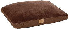 Beds 66762: American Kennel Club Fur Diamond Stitch Reversible Gusset Pet Bed, Brown -> BUY IT NOW ONLY: $47.24 on eBay!