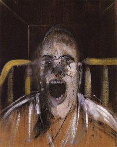 30年ぶり「フランシス・ベーコン展 」 - すそ洗い