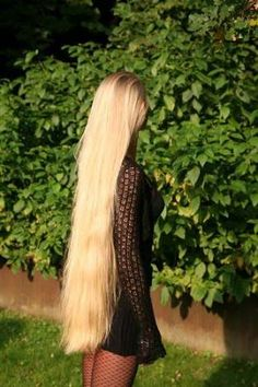 Image result for super long hair