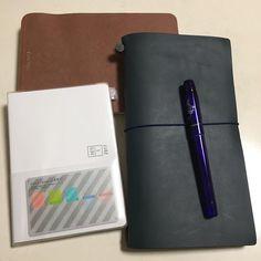今年の手帳ブラウニー手帳:スケジュールと出費管理トラベラーズノート:日記と雑記ypad half:仕事のスケジュールと工程管理(年度ごとに買い替え)todo管理はiPhoneのstaccalで