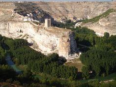 Castillo de Peñas de Alcalá.Guadalajara Spain.
