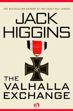 The Valhalla Exchange by Jack Higgins, http://www.amazon.com/dp/B00AG8HLAI/ref=cm_sw_r_pi_dp_HBw7sb0B3W60J