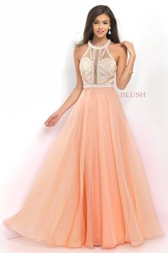 Blush Prom Dresses and Evening Gowns Blush 2016 Style 11007