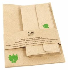£5.00 Fair Trade writing set made from cotton rag and elephant dung. When you are poor in India, nothing gets wasted.  Take a closer look... http://www.thefairtradestore.co.uk/stationery-books-music/fair-trade-stationery/recycled-cotton-rag-and-elephant-dung-writing-set/prod_177.html  #Eco #Recycled #Fairtrade #Elephant Stationery