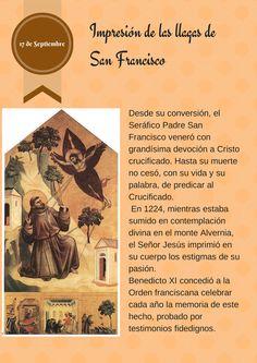 Impresión de las llagas de San Francisco de Asís