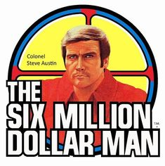 Six Million Dollar Man - Lee Majors. When Sam was a kid he would practice looking like Lee Majors in the mirror. Childhood Tv Shows, My Childhood Memories, Childhood Toys, 1970s Childhood, Sweet Memories, Movies And Series, Tv Series, Tv Retro, 1970s Tv Shows