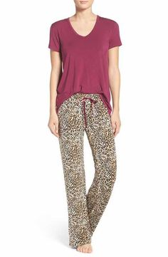 5775e6d259 PJ Salvage Jersey Pajamas Sleepwear Sets