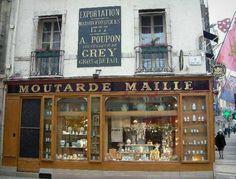 La moutarde de Dijon