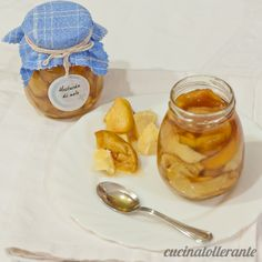 Mostarda mantovana di mele e limone