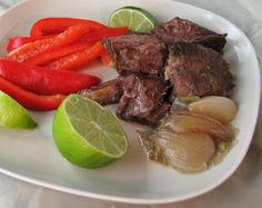 Slow Cooker Pot Roast with Lime and Green Chilies from The Sour Path is the Sweetest. #paleo