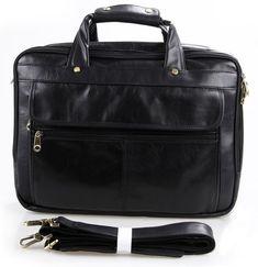 D Guarantee Genuine Cow Leather Men s Briefcases Men Business Briefcase Shoulder  Bag Handbag Messenger Bag Travel Bag e1de281f4191e