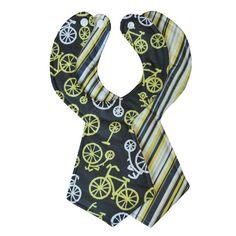 Vélo bébé cravate Bib agrégat de 2