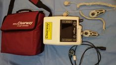 Nippy Clearway Cough Assistor with hand controls, power lead & carry bag Power Led, Carry Bag, Health And Beauty, Dental, Hands, Amp, Ebay, Tote Bag, Teeth