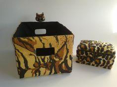 cajón en fieltro http://cajas-enteladas.jimdo.com/cajas/ #handmde #spain