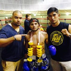 2x WKA Champion Ricardo Mixco improved to 9-1 with a 4th round TKO. Coach @aunglansang and @jamalhardwork have been turning this guy into a monster. #muaythai #kickboxing #skilldevelopment