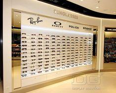 OP36 Modern Fashion Sunglass Display Case Store Layout, Sunglass Display,  Retail Design, Internal d519d1959674