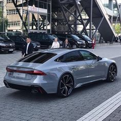 Bewerten Sie diesen Audi 1 bis 100 - New Sites Audi A7, Audi Quattro, My Dream Car, Dream Cars, Audi Rs7 Sportback, Vinyl Wrap Car, Audi Sport, Amazing Cars, Car Car