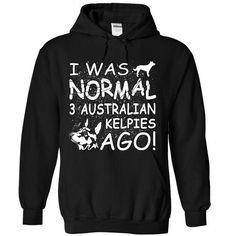 Australian Kelpie - #sweatshirt style #sweatshirt skirt. BEST BUY => https://www.sunfrog.com/Pets/Australian-Kelpie-2894-Black-Hoodie.html?68278