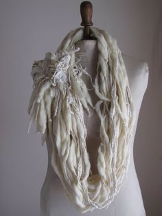 933de7f724 Items similar to Handmade scarf