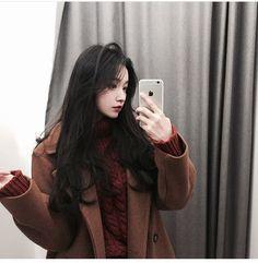 Image about girl in ulzzang Ulzzang Korean Girl, Cute Korean Girl, Asian Girl, Ullzang Girls, Cute Girls, Grunge Style, Soft Grunge, Ulzzang Fashion, Asian Fashion