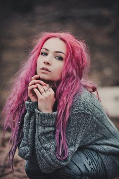 Love the hair color Pretty Hair Color, Ombre Hair Color, Hair Colors, Pastel Hair, Pink Hair, Pastel Goth, Pretty Hairstyles, Girl Hairstyles, Hairstyle Ideas