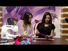 MPC 150327 LIA PAVAN BOLSA LATERAL INFANTIL TIARA DUPLA FACE P2 - YouTube