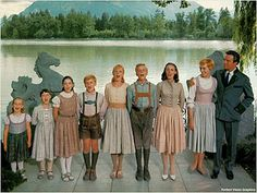 The Sound Of Music first screened in 1965. I've seen it so many times...